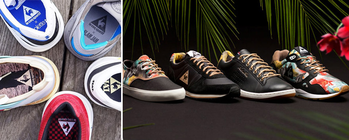 Chaussures Le Coq Sportif Collection 2016